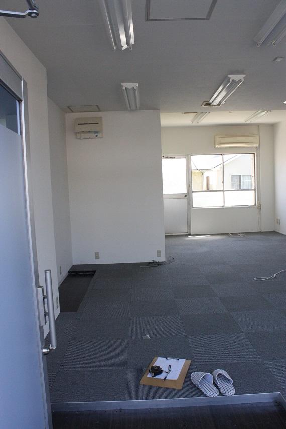 施工前オフィス