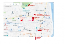 臨時駐車場MAP