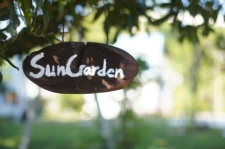 SUNGARDEN【太陽の庭】