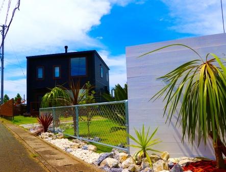 遊び心満載のロックガーデン&楽しみ放題のお庭
